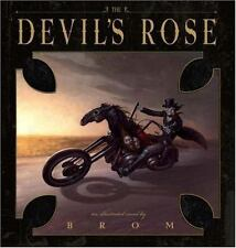The Devil's Rose, Brom, Good Condition, Book