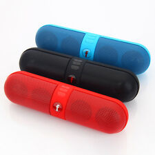 Portable Mini Bluetooth Wireless Shockproof FM Stereo Speaker for iphone Samsung