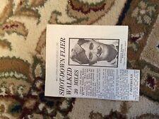 M12b ephemera 1945 article ww2 robert whittle raf libya escape crash