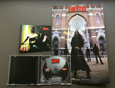 THE 69 EYES - Paris Kills CD EX+ 2004 10 Tracks Enhanced With Poster Goth Rock