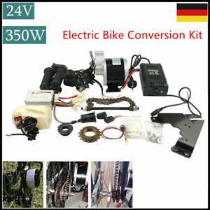 "350W/24V Electric Bike Conversion Kit Motor controller-Set For 22-28"" E-Bike DE"