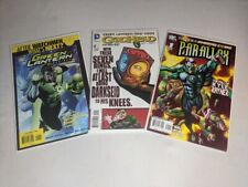 Green Lantern #1 One Shot DC Comics Lot Parallax #1 Godhead Rebirth Special