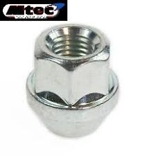 1x BMW Wheel Nut Open Type  M12 x 1.5mm 19mm Hex