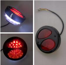 Motorcycle LED Red Rear Tail Brake Stop Light Lamp For Harley Chopper Bobber etc