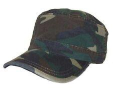 Big Size Camo Military Hat 2XL - 4XL Adjustable BIGHEADCAPS