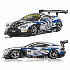 SCALEXTRIC Slot Car C4027 Aston Martin GT3 British GT 2018  F.Haigh, J.Adam