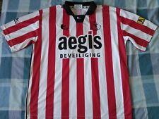 Camiseta Shirt SPARTA ROTTERDAM Signed 7 KIRAN BECHAN Season 2003 Match Worn