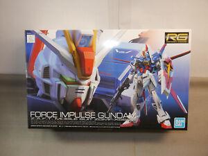 Gundam - Rg 1/144 Force Impulse Gundam Model Kit Bandai (Cab)