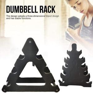 AU_ IC- BE_ FP- NE_ KF_ KE_ Home Gym Fitness Exercise Dumbbells Plastic Triangle