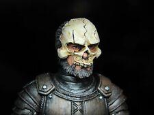 HEAD ONLY Mythic Legion Four Horsemen Custom Painted General Kael HEAD ONLY