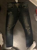 Mens skinny jeans size 34