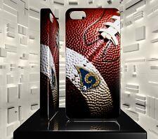 Coque rigide pour iPhone 5 5S Saint Louis Rams NFL Team 03