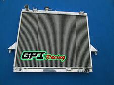 Aluminum radiator Isuzu/Chevy D-MAX,Holden Rodeo 2.5TDI/RA3.0 MT 2003-2013 2004
