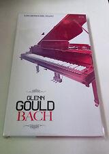 """GLENN GOULD """"BACH"""" 2CD + LIBRO BOOK 49 TRACKS COMO NUEVO LOS GENIOS DEL PIANO"""