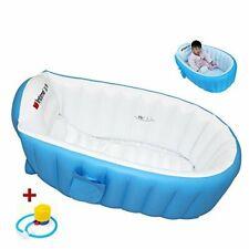 Locisne Baby Soft BathTub Children Inflatable Anti-slippery Swimming Pool