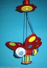 Kinder-Deckenleuchten für Jungen & Mädchen mit Schmetterlings-Motiv
