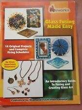 Glass Fusing Made Easy from Diamond Tech Intl - Stained Glass Pattern