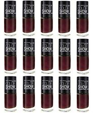 Maybelline Colorshow Nail Polish, 420 Wined & Dined CHOOSE YOUR PACK