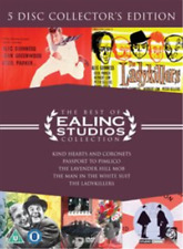 Valerie Hobson, Miles Malleson-Best of Ealing Collection  DVD NEW