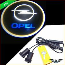Tür Beleuchtung Opel Astra Zafira Corsa Meriva Tigra Vectra Licht Logo Projektor
