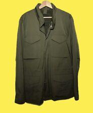 Levi's Sherpa Drake's Army M65 campo abrigo chaqueta de utilidad militar Color Caqui M 38 40