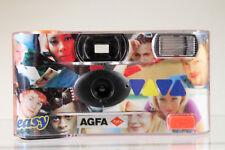 Agfa Easy Flash APS-Einweg-Sucherkamera 2 Formate mit Blitz Serien-Nr. 03939