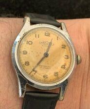 Rare Vintage Chronex National Watch Bumper Automatic Gents Watch