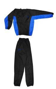 Americaya original Sauna suit fighter specifications Black × Blue