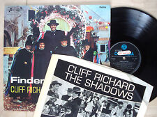 Cliff Richard Finders Keepers FACTORY SAMPLE UK LP SX 6079 1966 EX/NM
