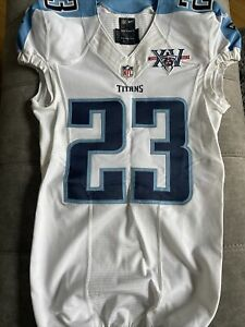 Nike NFL Shonn Greene Tennessee Titans Football Game issued jersey sz 38 2013