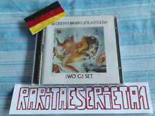Dire Straits Live 2 Cd Alchemy Made in Germany