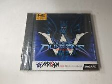 NEW Factory Sealed DOUBLE DUNGEONS Game for PC Engine Hu Card J16