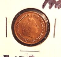 CIRCULATED 1976 5 CENT NETHERLANDS COIN (72216)2
