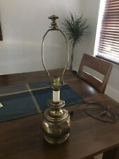 Tell City Brass Table Lamp - Free Shipping!