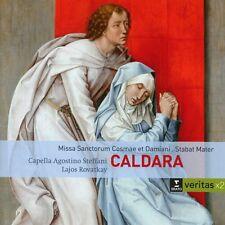 Missa Sanctorum Cosmae et Dami. Stabat Mater-Caldara/Lajos Rovatkay/+ 2cd NUOVO