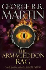 The Armageddon Rag by Martin, George R.R. Book The Cheap Fast Free Post