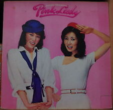 PINK LADY DISCO SEXY CHEESECAKE GATEFOLD COVER US PRESS LP