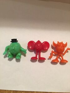R&L MEXICAN CEREAL TOY CRATER CRITTERS