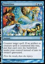 Deserción // foil // nm // Commander's arsenal // Engl. // Magic Gathering