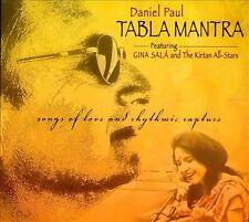 Tabla Mantra 2013 by Daniel Paul Ex-library