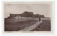 Jersey postcard - Elizabeth Castle, jersey - (A20)