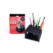 Mont Marte 96 Hole Plastic Pencil & Brush Holder for Paint Brushes, Pencils, .