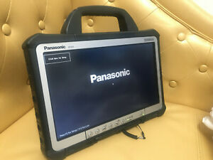 PANASONIC TOUGHBOOK MK2 CF-D1G DIAGNOSTICS XENTRY TABLET 4GB 500g Warranty