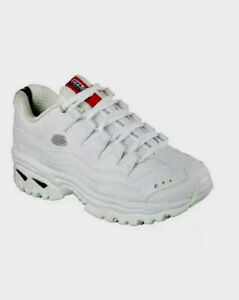 Skechers Energy Thriller Knight White Fashion Sneakers Women's Sz11