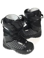 ThirtyTwo Lashed Mens Snowboard Boots Black White Size 7.5 Level 3. Very Nice!