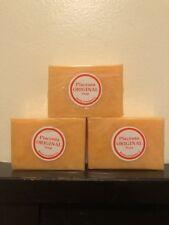 3 X Original Placenta Soap - Anti Aging & Skin Whitening. USA SELLER