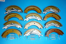 Triple Axle Set Brake Shoes for 200x50mm Knott Ifor Williams Trailer