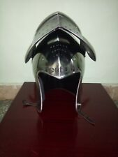 Medieval Knight Armor Crusader New Templar Helmet Helm with liner
