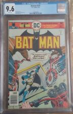 Batman #275 1976 Ernie Chan Cover CGC 9.6 White Pages DC NM