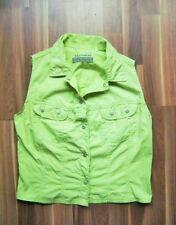 @ Closed @ Bluse ärmellos grün apfel Size M Gr. 38 Casual GB 12 US 10 F 40 I 42